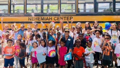 Nehemiah Neighborhood Center, Houston