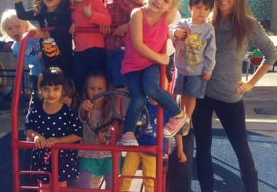 Riviera United Methodist Preschool, Redondo Beach