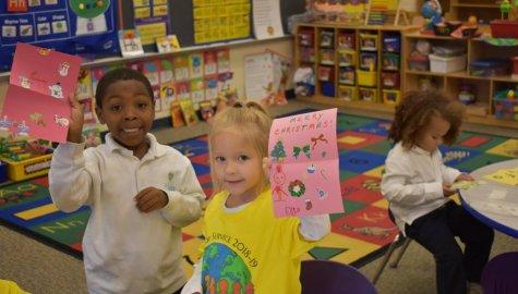 St. John Regional Catholic School - Pre-K Program and School Age Child Care, Frederick