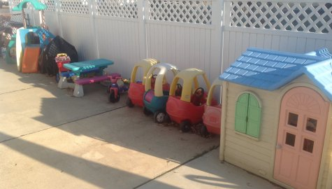 Toni Ulrich's Family Daycare, Essex