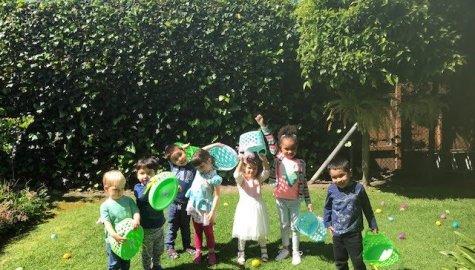 Bubbles 'n Colors Biligual Preschool, Los Angeles