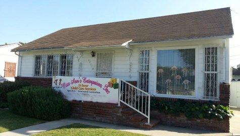 Miss Ann's Child Care, Los Angeles
