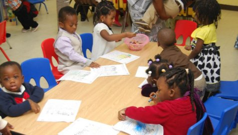 Ebenezer Daycare, Woodbridge