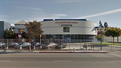 N. O. C. R. O. P. Los Alamitos High School, Los Alamitos