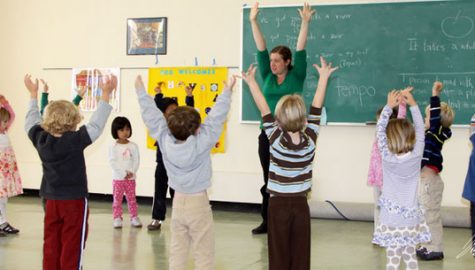 Towson Presbyterian Preschool, Towson