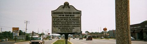 Aberdeen Proving Ground, MD