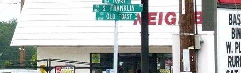 Toast, NC