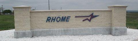 Rhome, TX