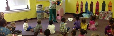 Beacon Baptist Church Daycare, Raleigh
