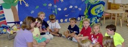 Trinity Baptist Weekday Preschool, Raleigh