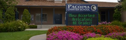 Pacoima Charter School, Los Angeles