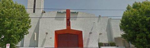 Phillips State Preschool, Los Angeles