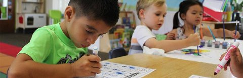 Covenant Christian Preschool, Orange