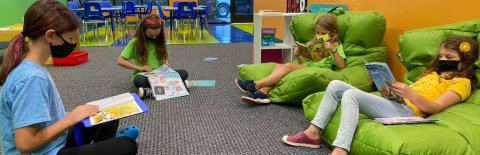 Giggles Drop-In Childcare, Fort Mill