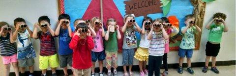 Christ Presbyterian Preschool, Fairfax