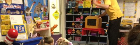 The Creation And Learning Station, Saugus