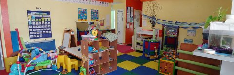 Footprints on the Wall Home Daycare, Pinellas Park