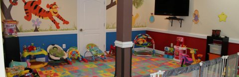 Apple Cheeks Home Daycare, Chantilly