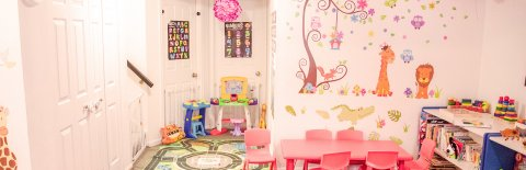 Amberfield Kids Playhouse, Gaithersburg