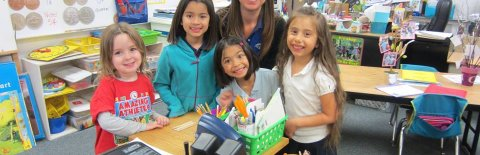 Zion Lutheran Early Childhood Education Center, Anaheim