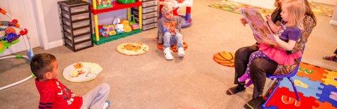 Moorefield Kids Playhouse, Ashburn