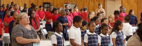Saint Francis International School, Silver Spring
