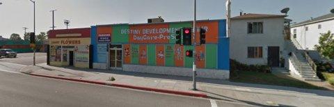 Destiny Development Center, Inglewood
