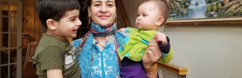 Parveen Akther Daycare, Falls Church
