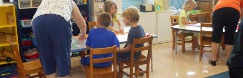 Holy Cross Lutheran Preschool, Towson
