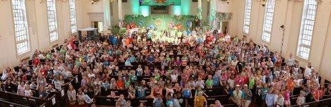 First Baptist Weekday Preschool, Alexandria