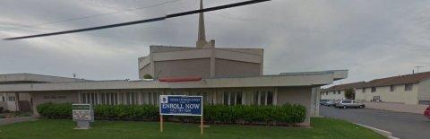 First Baptist Church Day Nursery, Oxnard