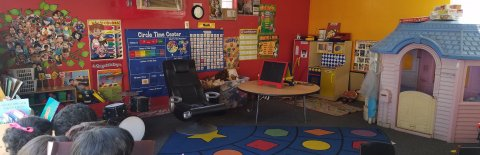 Perez Family Childcare, Whittier