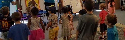 St. Andrew Lutheran Preschool, Centreville