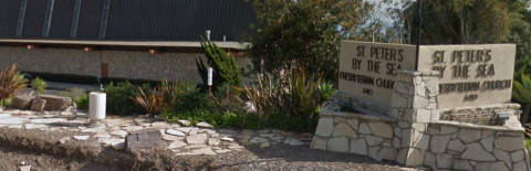 St Peter's By The Sea Preschool, Palos Verdes Peninsula
