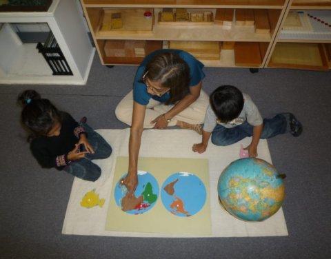 Bright Montessori School, Glendale