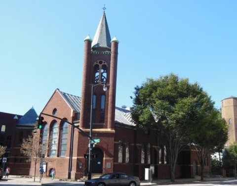 First Presbyterian Church CDC, Raleigh