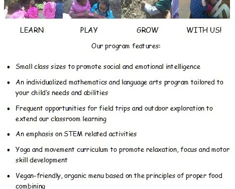 Kindezi Early Learning Program And Homeschool Co-Op, Parkville