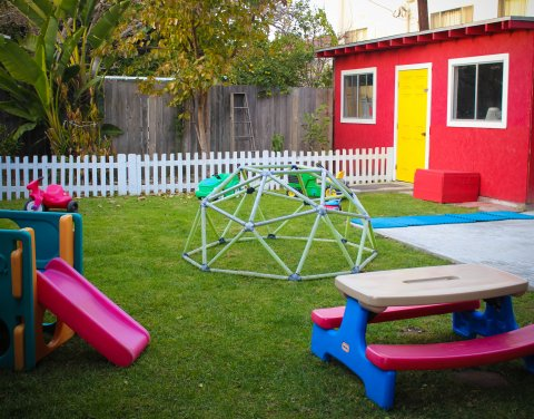 Adam Family Home Daycare, Los Angeles