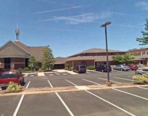 Ebenezer United Methodist Church, Stafford