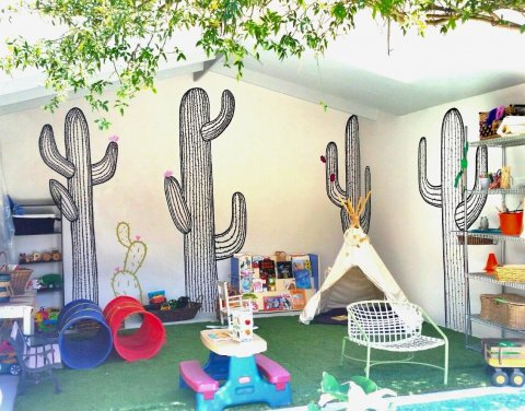 Lala Land Daycare, Los Angeles