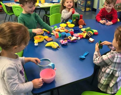 Christ The King Lutheran Preschool, Palatine