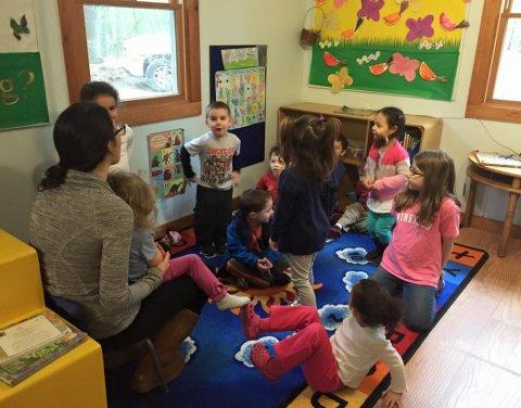 The Friendship Garden Nursery School, East Falmouth