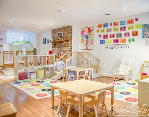 Llave del Mundo Bilingual Child Development Home, DC