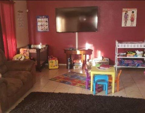 Johnson Family Child Care, Fontana