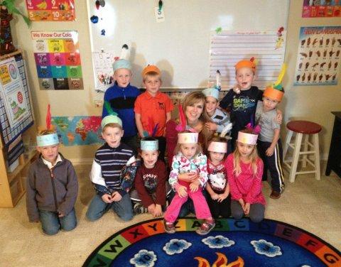 Shining Stars Preschool, Haslet