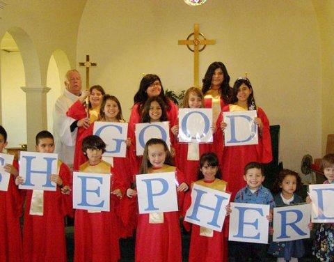 Good Shepherd Child Development Center, Los Angeles