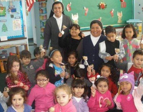 St Anthony's Day Nursery, Gardena