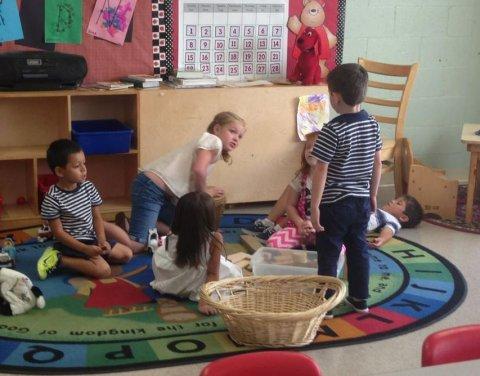 Covina First Baptist Preschool, Covina