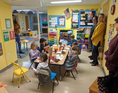 Trinity UMC Preschool, Smithfield