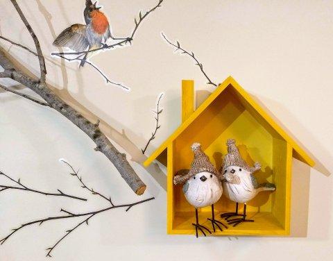 Nesting House, Fort Washington